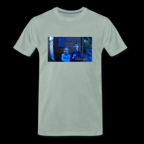 Xander et de jasmin - T-shirt Premium Homme