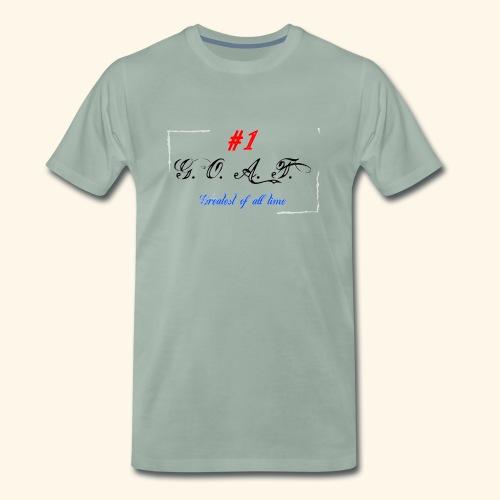 Greatest of all time - Männer Premium T-Shirt
