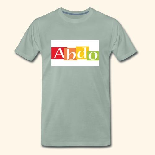 abdo 1 - T-shirt Premium Homme