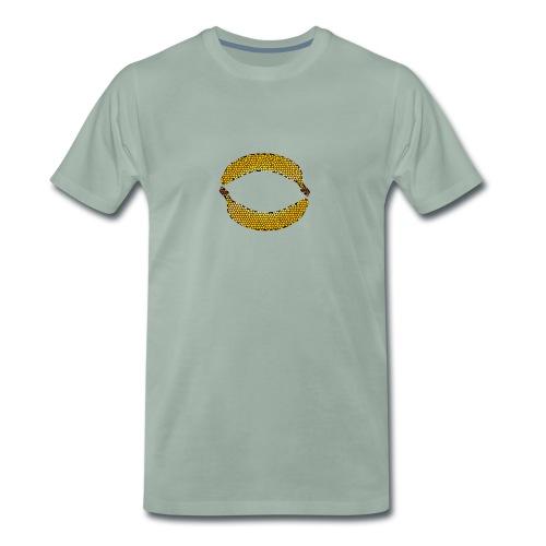 chapped banana lips - Männer Premium T-Shirt