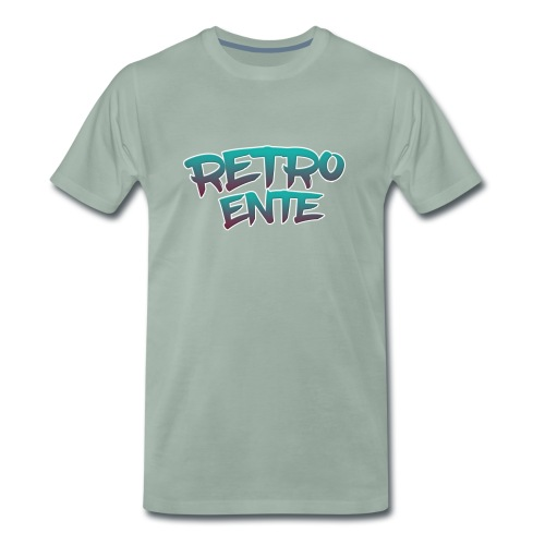 RetroEnte Merch - Männer Premium T-Shirt