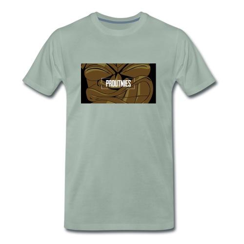 Baniere Proutnies - T-shirt Premium Homme