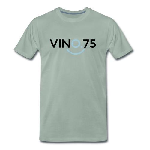 VINO75 - Maglietta Premium da uomo