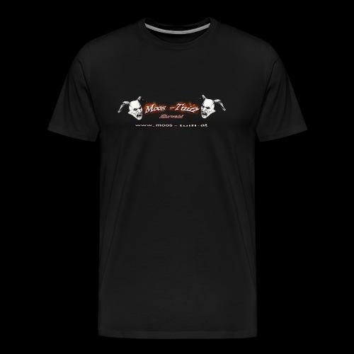 bedruck 2016 hinten original png - Männer Premium T-Shirt