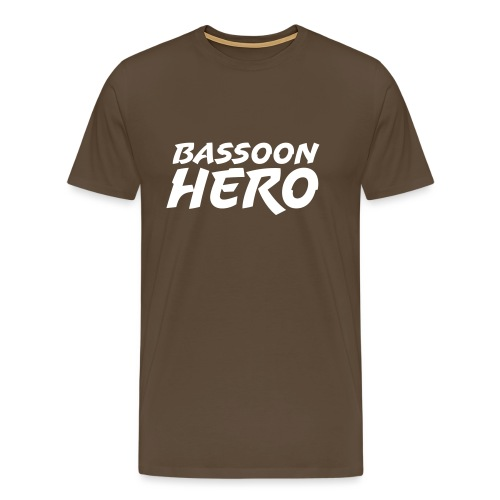 Bassoon Hero - Men's Premium T-Shirt