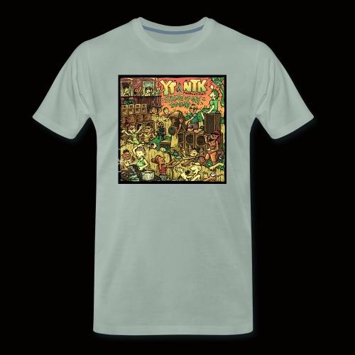 String Up My Sound Artwork - Men's Premium T-Shirt