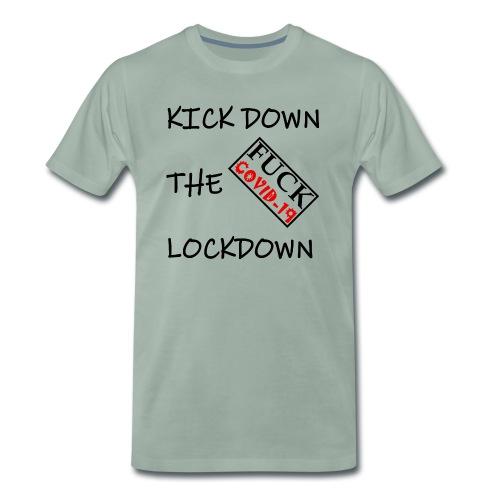 Fight COVID-19 #21 - Männer Premium T-Shirt