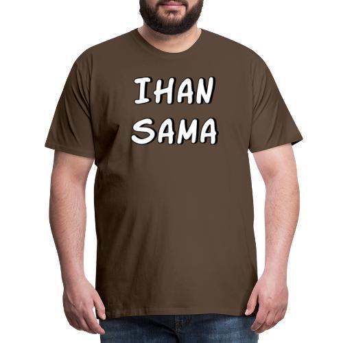 Ihan sama 2 - Miesten premium t-paita
