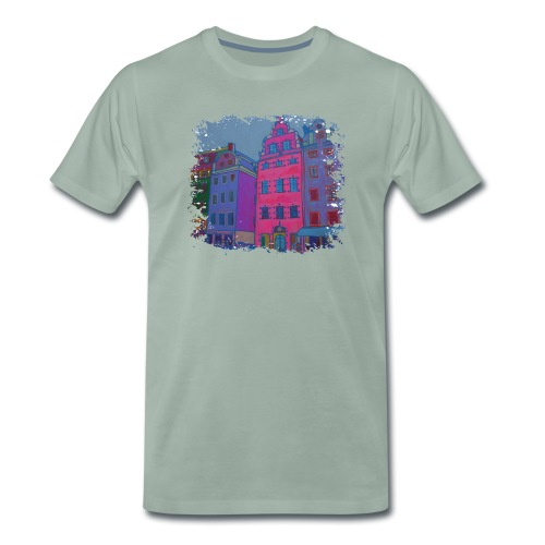 Stockholm - Männer Premium T-Shirt