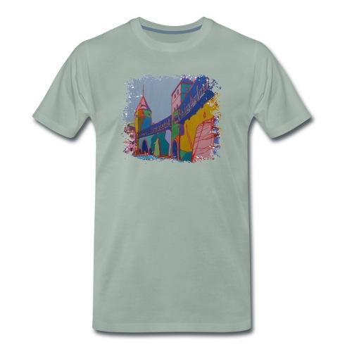 Tallinn - Männer Premium T-Shirt