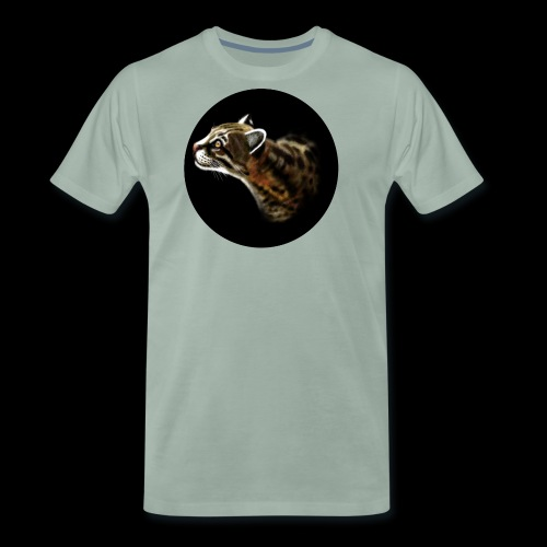 Ocelot - Men's Premium T-Shirt