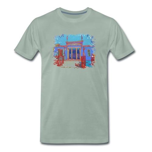 Nikosia - Männer Premium T-Shirt