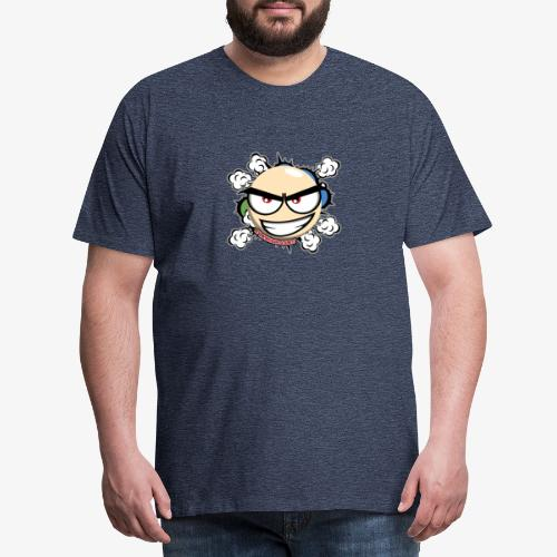 Angry BB - T-shirt Premium Homme