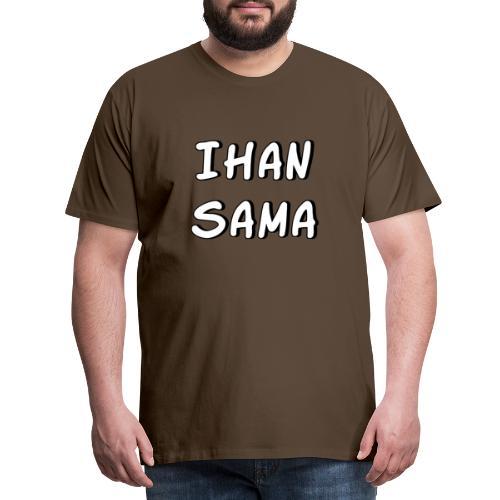 Ihan sama - Miesten premium t-paita