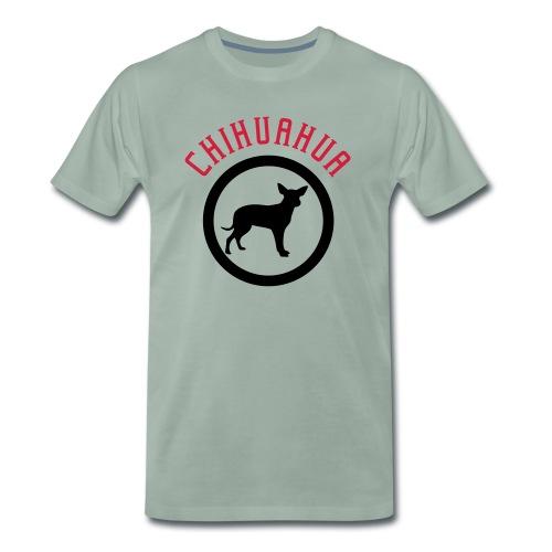 Chihuahua 2c - Männer Premium T-Shirt