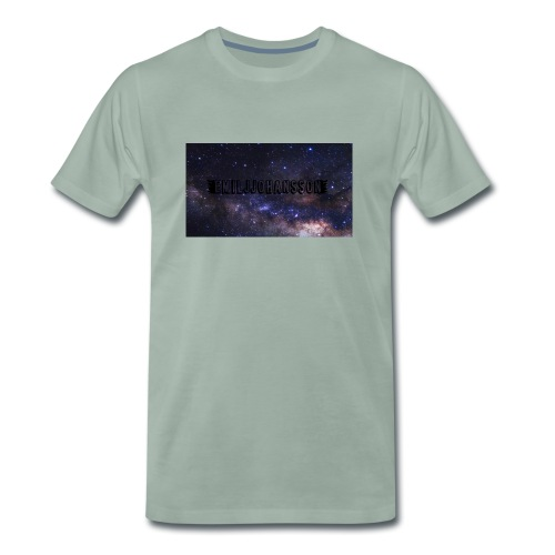 EMILJJOHANSSON - Premium-T-shirt herr