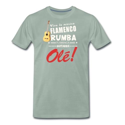 vintage flamenco Olé - T-shirt Premium Homme