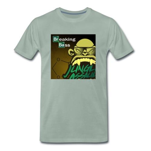 breaking badass png - T-shirt Premium Homme