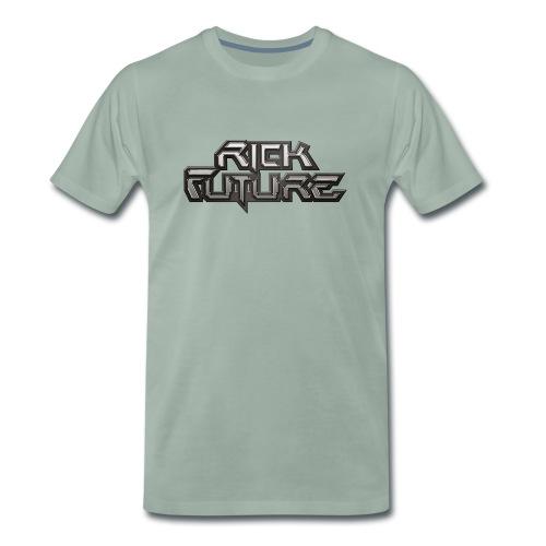 RickFutureLogo 2018 - Männer Premium T-Shirt