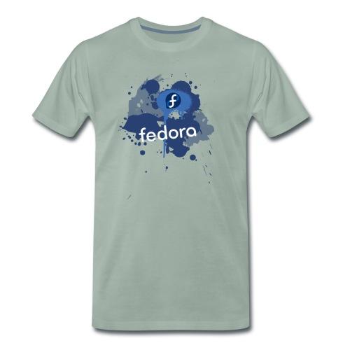 splatter - Männer Premium T-Shirt