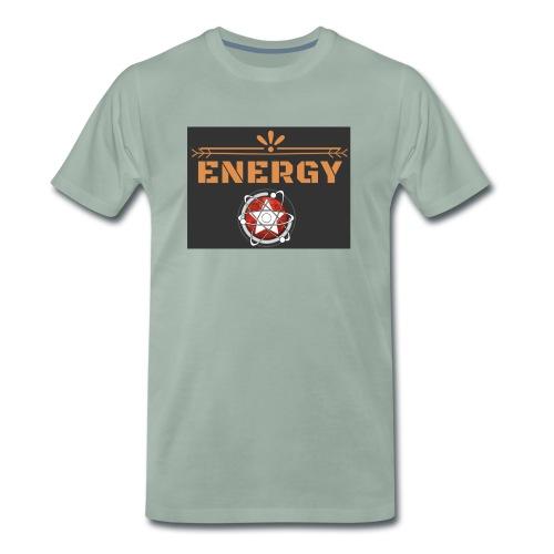 Énergie - T-shirt Premium Homme