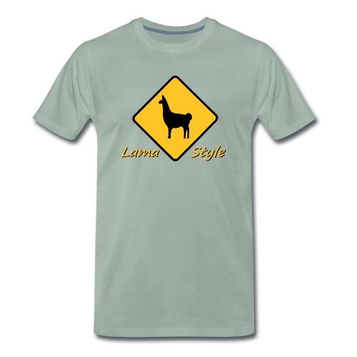 Lama Style - T-shirt Premium Homme