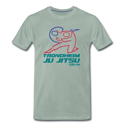 TJJK-15-square - Premium T-skjorte for menn