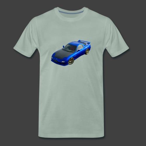 RX7 FD png - T-shirt Premium Homme