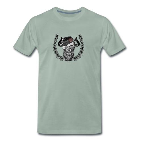 Skull of Mafia - Mannen Premium T-shirt