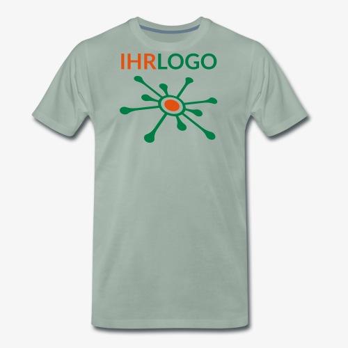 Ihr Logo - Männer Premium T-Shirt