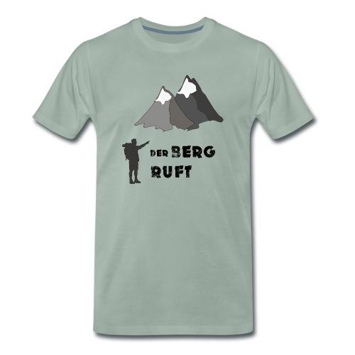 Der Berg Ruft - Männer Premium T-Shirt