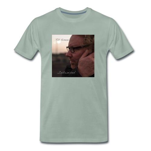 Zeitweisen Cover - Männer Premium T-Shirt