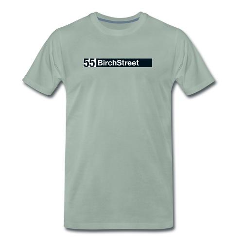55BirchStreet Bold - Männer Premium T-Shirt