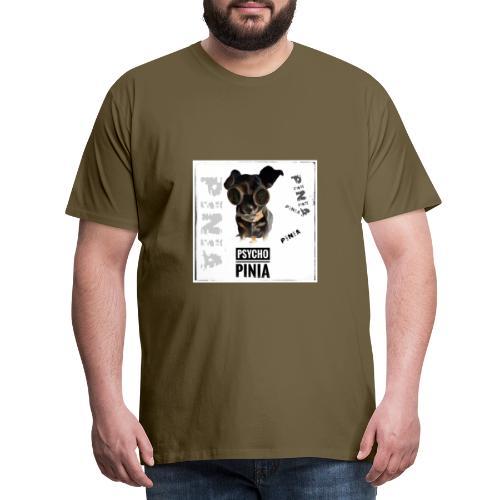 Psycho Pinia - Männer Premium T-Shirt