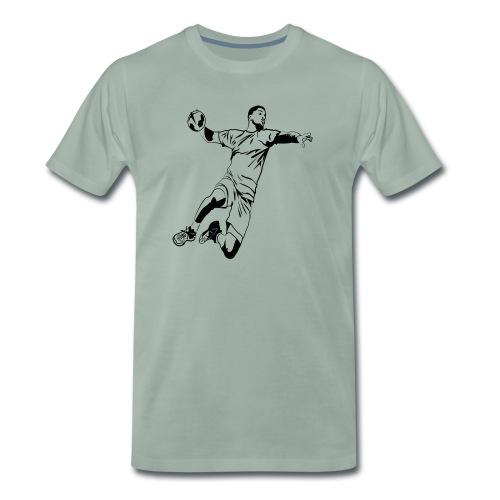 Handballeur - T-shirt Premium Homme