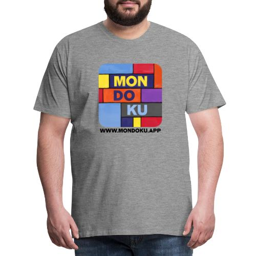 MONDOKU Icon - Männer Premium T-Shirt
