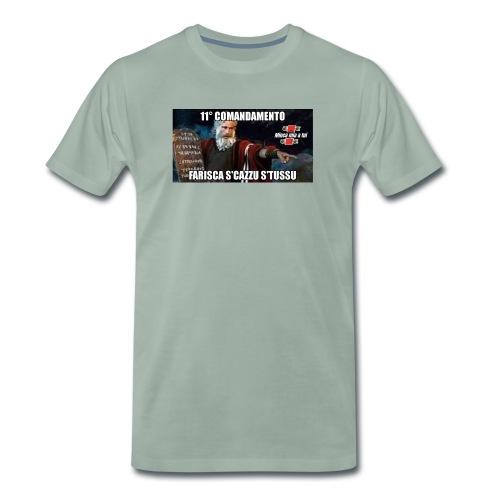 11° Comandamento - Maglietta Premium da uomo