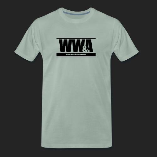 Wild, Woest & Aantrekkelijke - Mannen Premium T-shirt