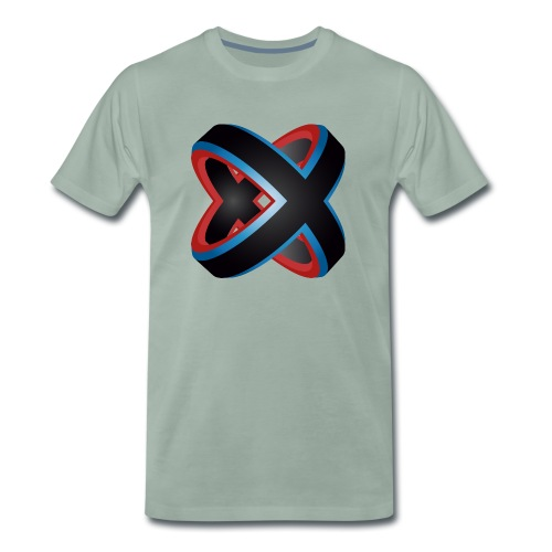 cross - Camiseta premium hombre
