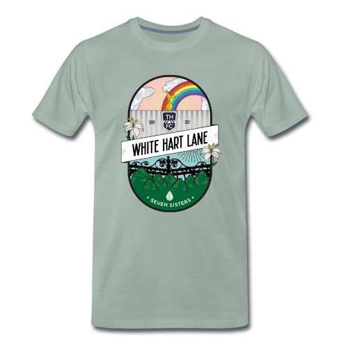WHL - Premium-T-shirt herr