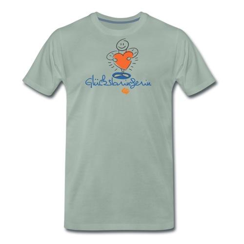 vtw Glücksbringerin - Männer Premium T-Shirt