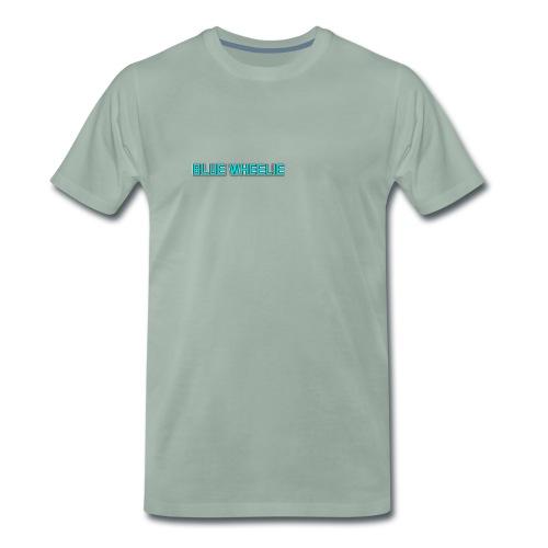 BlueWheelie S6 Case - Men's Premium T-Shirt