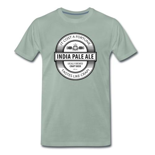 IPA - Taste like crap! - Premium-T-shirt herr