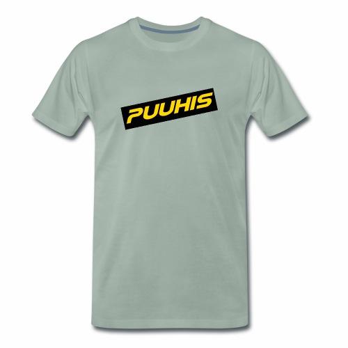 Puuhis verkkokauppa - Miesten premium t-paita