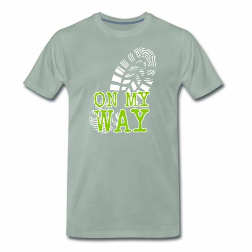MY WAY - Männer Premium T-Shirt