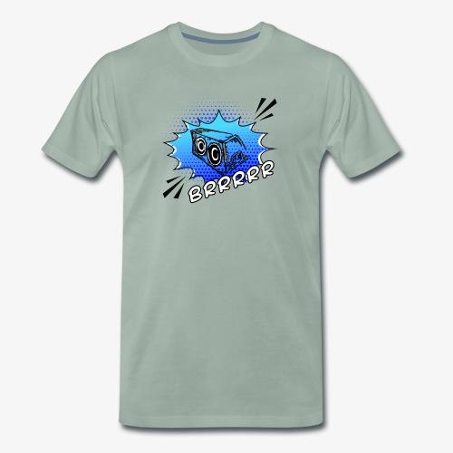 caisson bass - T-shirt Premium Homme