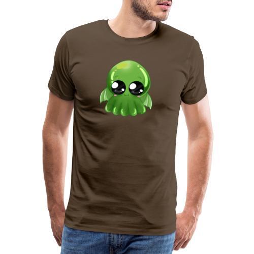 Super süßer Cthulhu - Männer Premium T-Shirt