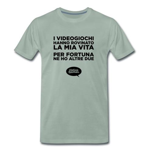 Videogiochi - Maglietta Premium da uomo
