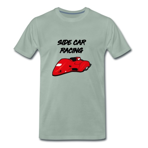 SIDE BASSET F2 - T-shirt Premium Homme