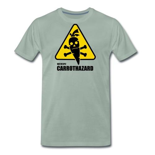CarrotHazard - Männer Premium T-Shirt